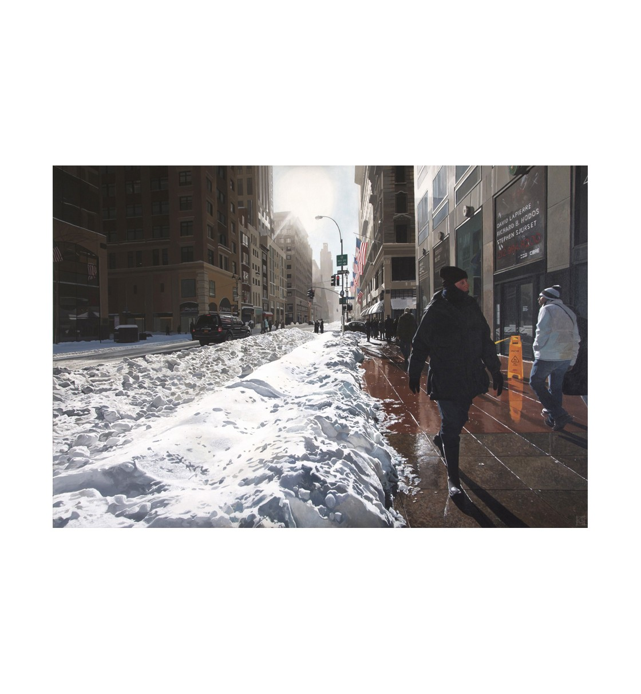 """Fifth Ave/NYC"" Lámina Giclée"
