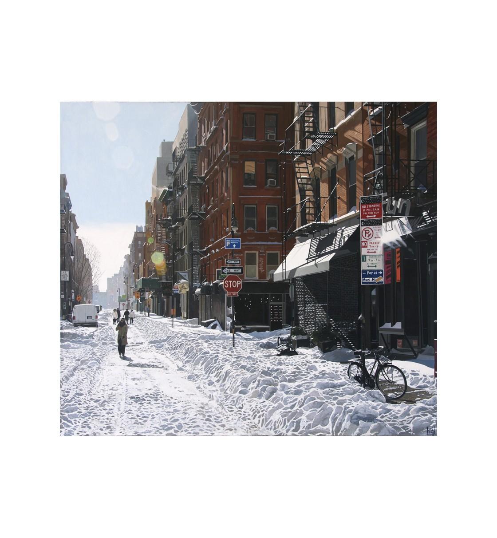 """""""Ludlow St/NYC"""" Lámina Giclée"""