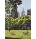 """Bryant Park/NYC"" Giclée Print"